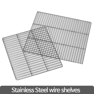 Stainless steel wire shelves (Drying Oven)