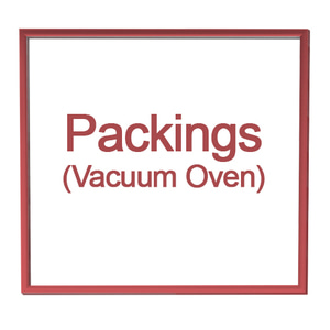 Packing (Vacuum Oven)