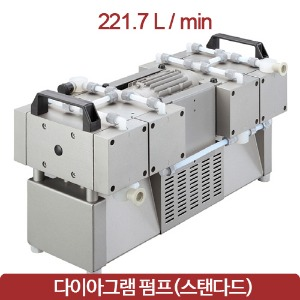 welchi Diaphragm Pump 웰치 진공펌프 221.7L/min MP 1801 Z