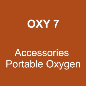 OXY 7 (Accessories Portable Oxygen)