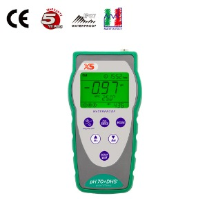 pH 70+ DHS (pH - mV/ORP - Temp - GLP - USB Data Logger)