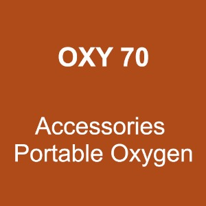OXY 70 (Accessories Portable Oxygen)